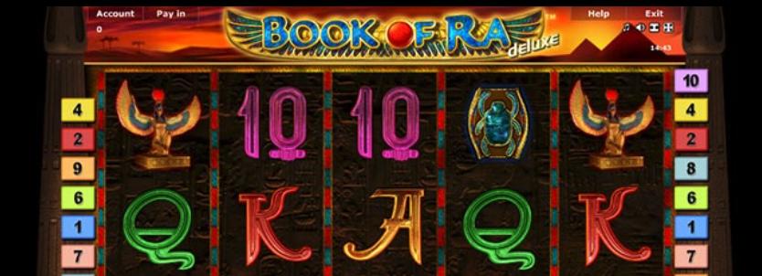 Maquinas Tragamonedas Book Of Ra Gratis