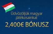 Europa Casino Bónuszkód 2021