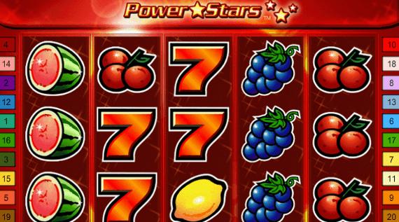 Kazino Igri Power Stars