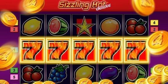 Sizzling Hot Energy Casino