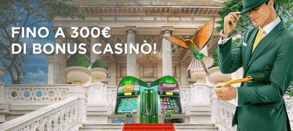 Mrgreen Casino Bonus Codes
