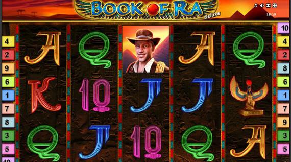 Gry Book Of Ra Za Darmo